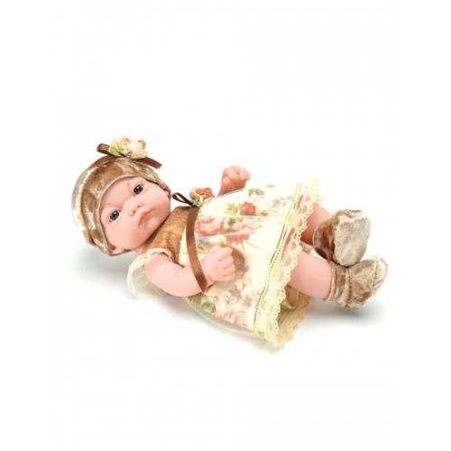 Lėlė mergaitei retro stilius  Baby so lovely 25 cm
