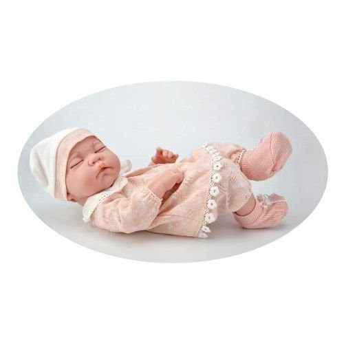 Lėlė mergaitei Baby so lovely  su pižama 38 cm 1 vnt